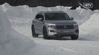 VW TUAREG - der Test!