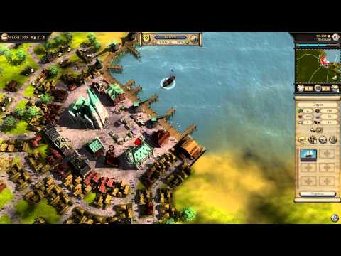 Patrician 4 | Campaign Gameplay [8] |