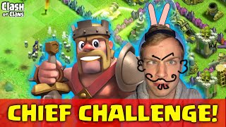 "Clash of Clans ""The Chief Challenge"" ♦ Galadon vs. Pat ♦ Episode 1 ♦ CoC ♦ DON"
