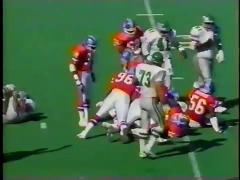 Week 3 1992 Eagles vs Broncos clip9
