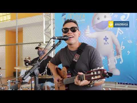Prefeitura implanta projeto Música pela Vida