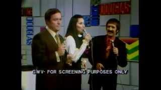 """Sonny and Cher """"Baby Don't Go"""" Mike Douglas Show 10 / 14 / 69"""
