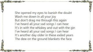 Flogging Molly - These Exiled Years Lyrics