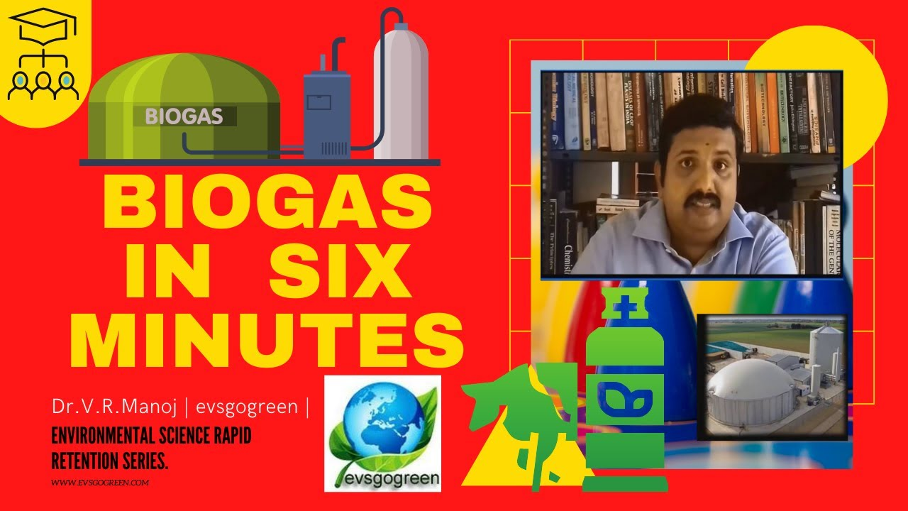 Learn Biogas in six minutes - Indian Environment Network