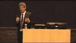 EvoS Lecture Series 2/11/13 - Geoffrey Miller