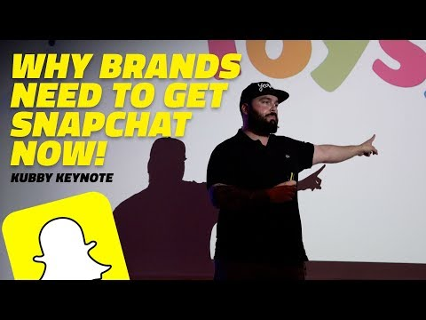SNAPCHAT KEYNOTE: A missed e-commerce opportunity | Chris Ku