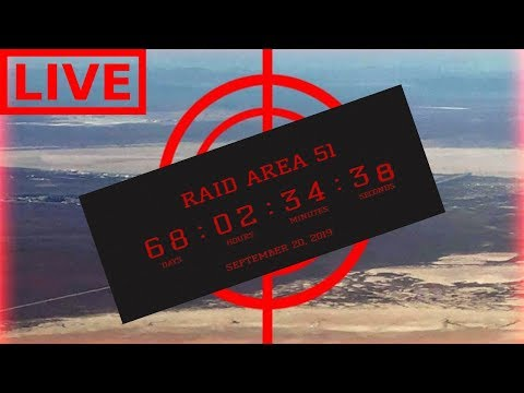 Assault on Area 51 Event Will be Livestreamed by 'Area15'