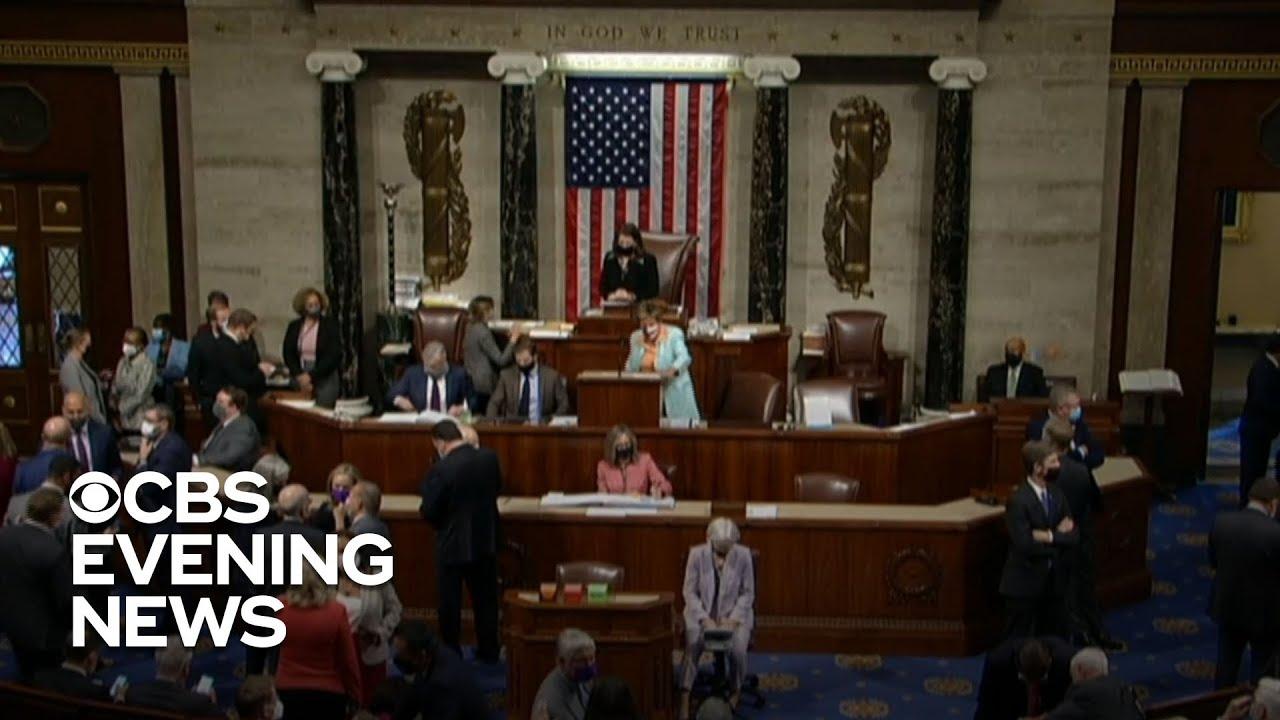 Congress averts shutdown by passing funding bill... 9/30/21