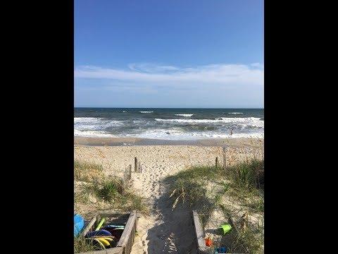 BEACH WEEK, EMERALD ISLE NC 2017 pt.1