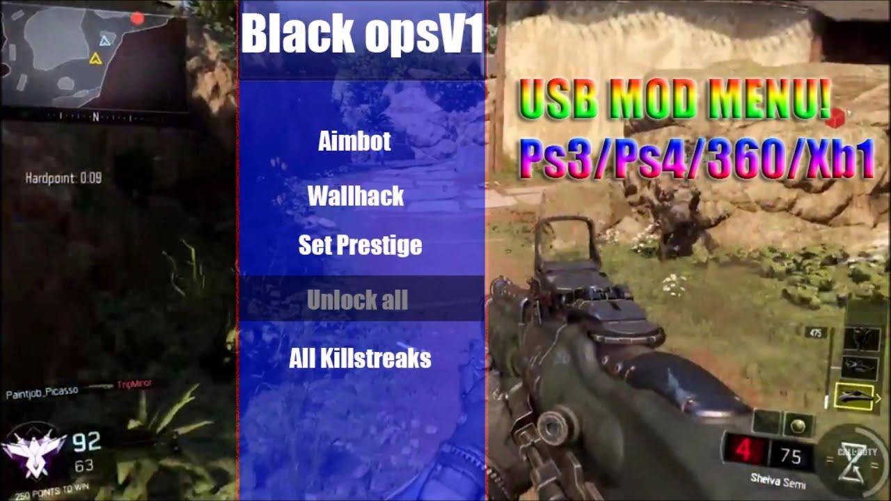 Black Ops 2 Mod - Menü Xbox 360 Download - Umfrage - boolwhatis