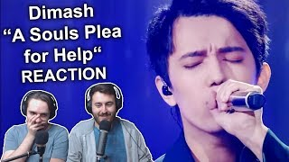 Dimash   A Souls Plea For Help Ep.1 Singers REACT ON