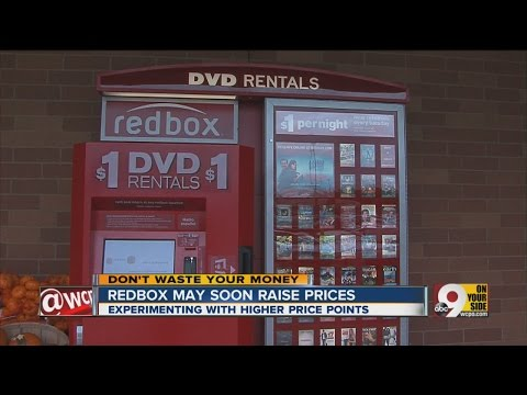 Price of convenience? Redbox may raise prices