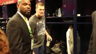 Tom Brady's Jersey Stolen.. Check EBay!