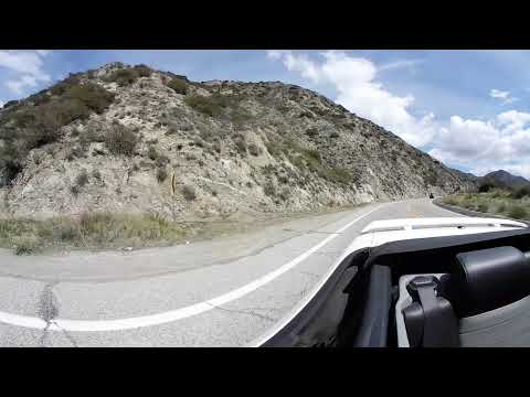 Mustang Convertible CS -  Angeles National Forest - 360