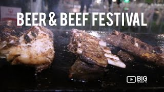 Beer and Beef Fest Perth: What are your thoughts on Vegans?