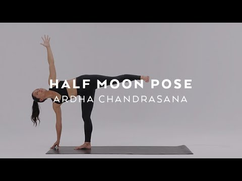 How to Do Half Moon Pose | Ardha Chandrasana Tutorial with Briohny Smyth