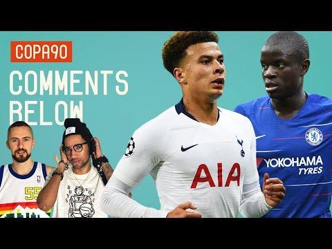 Will Spurs Ruin Chelsea's Unbeaten Premier League Run? | Comments Below