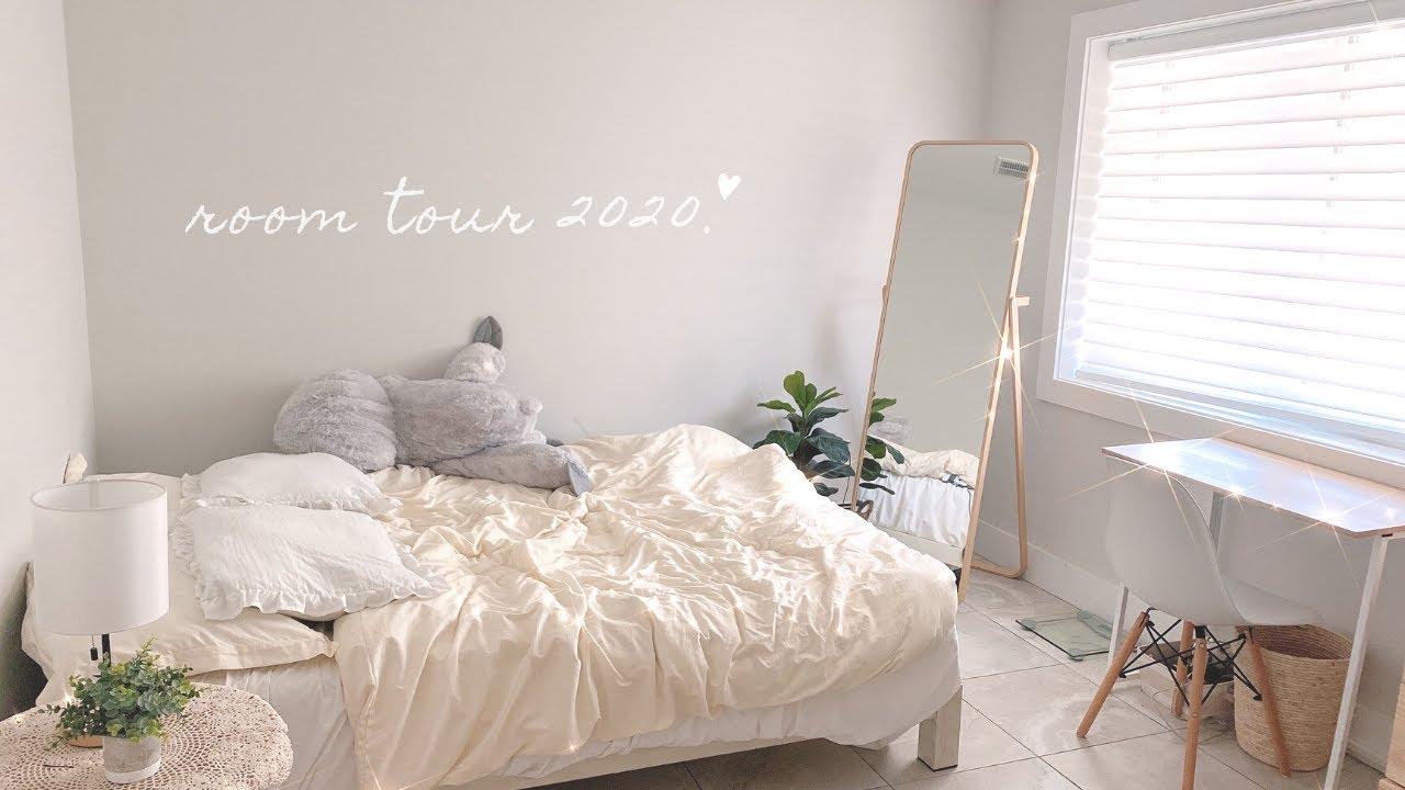 a minimal room tour 🌿🏠