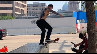 CODY McENTIRE 2020 SKATEBOARDING MIX Compilation