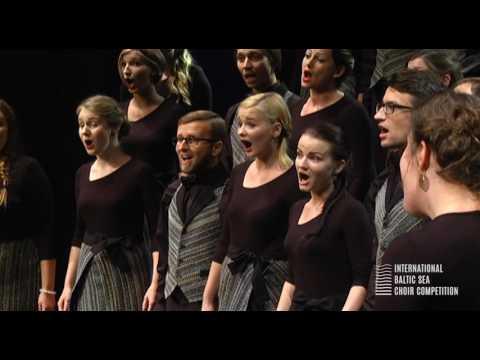 Six Chansons, part 6 Verger by Paul Hindemith, Choir SÕLA