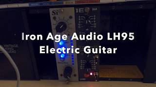 Iron Age Audio LH95 Electric Guitar