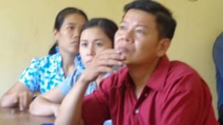 khanhhuyvietnam RTR Ho tro giao duc nu sinh Tra Con