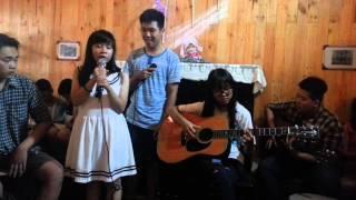 Cầu vồng (Cai Hong) - Quán quân JUST GUITAR IDOL 2 - 14/09/2014
