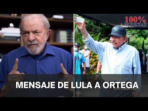"""Download Lula a Daniel Ortega """"no abandone democracia"""", quien se cree insustituible se transforma en dictador"""