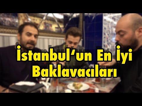 İstanbul'un En İyi 3 Baklavacısını Test Ettik
