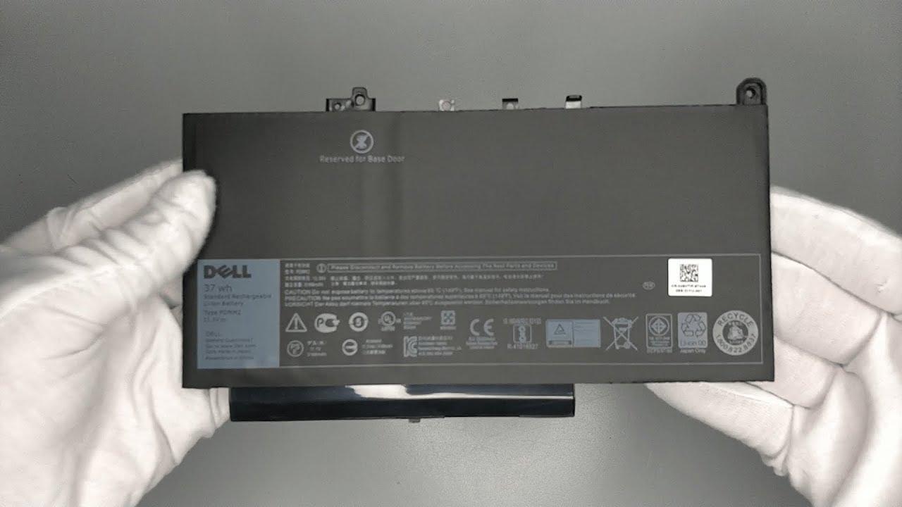 Long life Dell PDNM2 battery for Latitude E7270, Latitude E7470 (37Wh,11 1V)