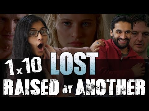 Lost - 1x10 Raised by Another - Nikki Reacts!