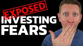 5 Investing Fears [EXPOSED] | How to Avoid Emotional Investing (BEGINNER-FRIENDLY)