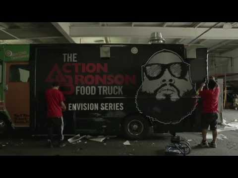 The Envision Series // Action Bronson // Part 1