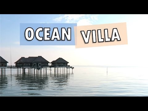OCEAN VILLA ROOM TOUR