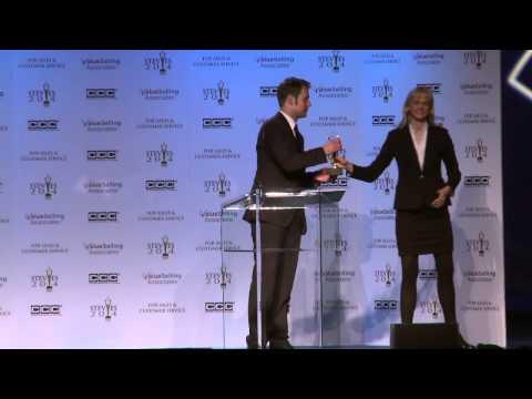 Marriott International Inc wins a Gold Stevie Award at the 2014 SASACS