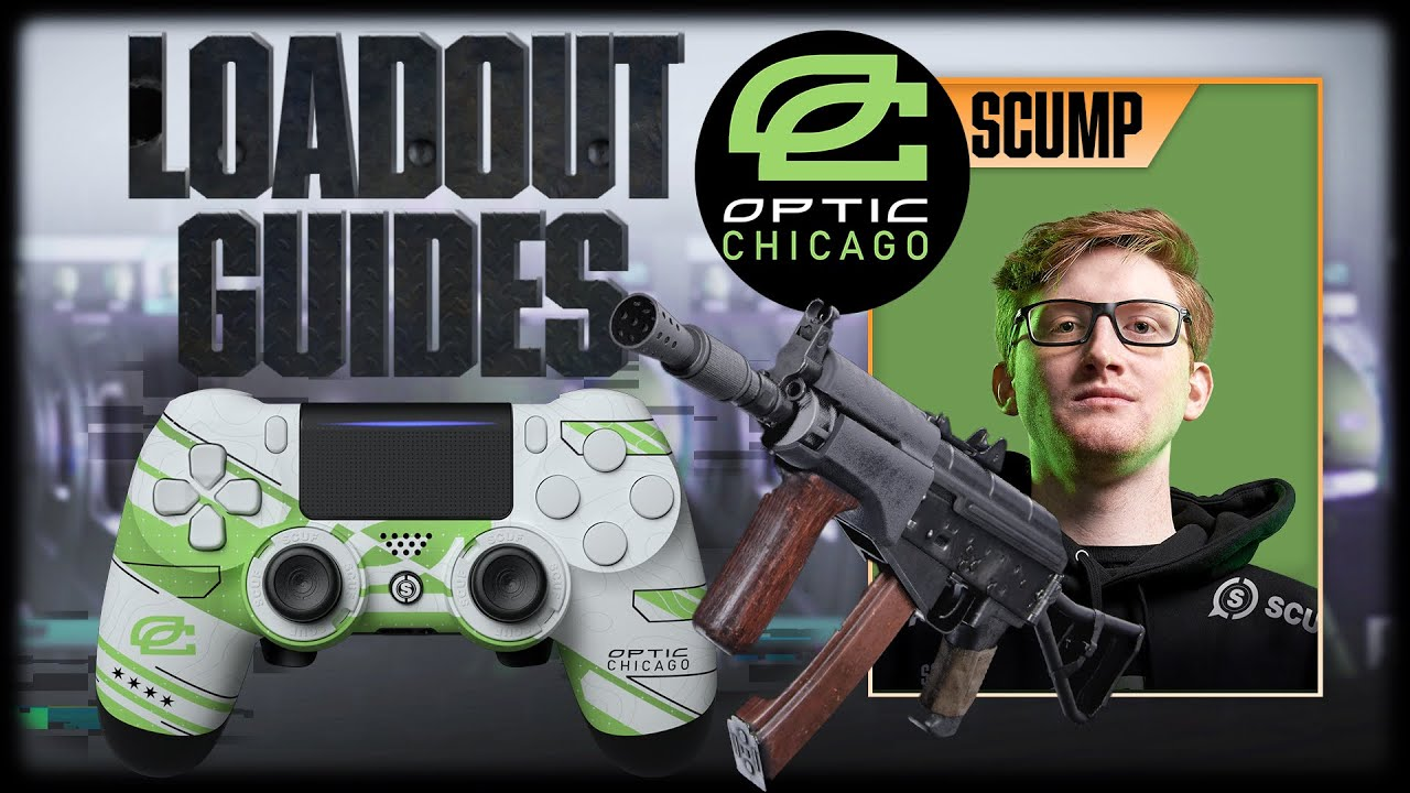 Best PRO AK74u Class for All SMG Players?! | Pro Loadout Guides — Scump