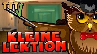 EINE KLEINE LEKTION - ♠ TROUBLE IN TERRORIST TOWN VOTE #1002 ♠ - Dhalucard
