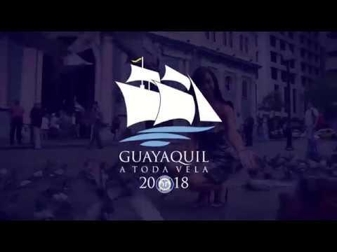 Guayaquil A Toda Vela 2018