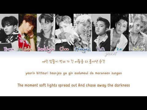 EXO - The Eve (전야/前夜) (Color Coded Han|Rom|Eng Lyrics) | By Yankat