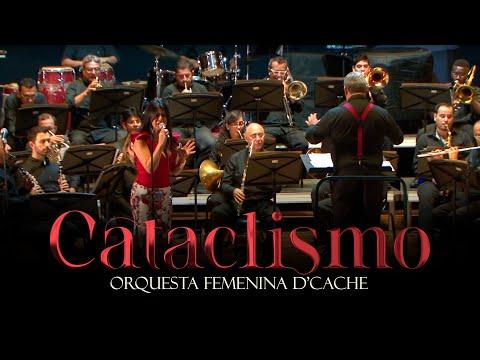 Cataclismo - Francia Elena con la Banda Departamental del Valle