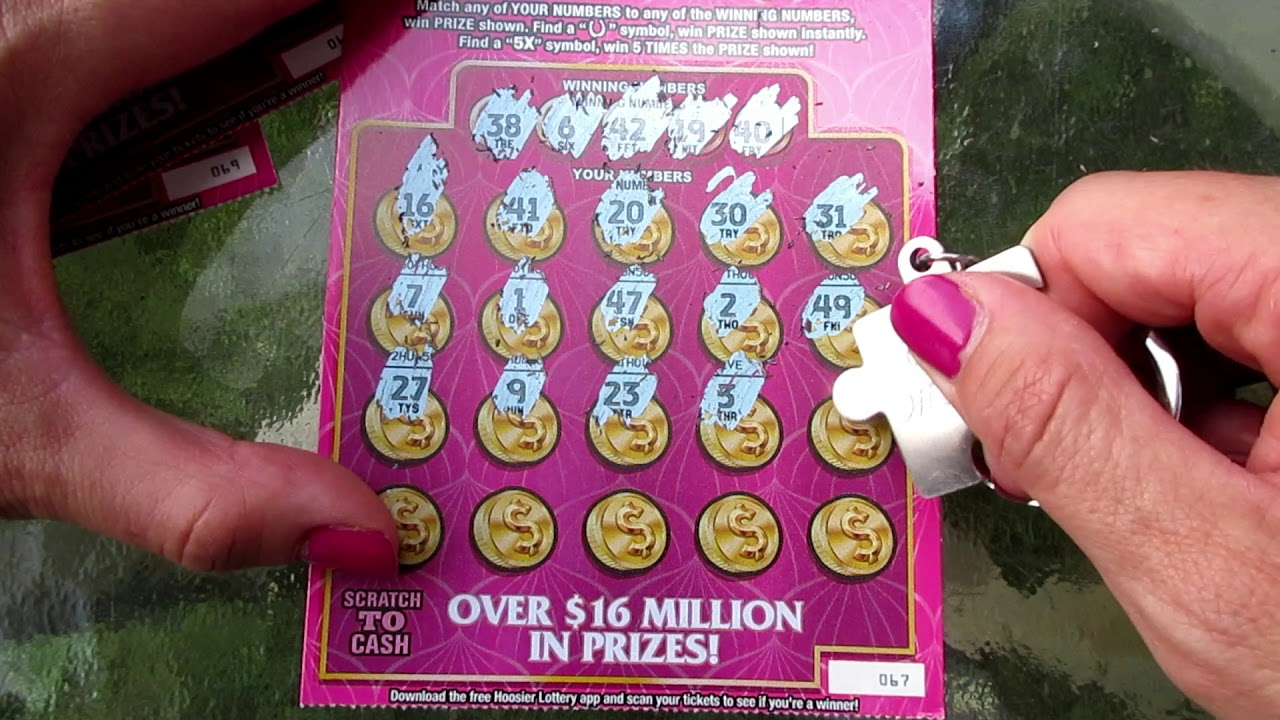 Lucky Lady Wins Again New Lady Luck Lottery Ticket Scratch Offs Youtube