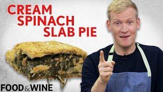 Savory Slab Pie | Mad Genius | Food & Wine