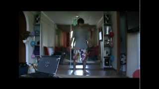ONLINE SHUFFLE BATTLE | Ildar vs Voodoo