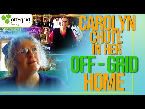 Carolyn Chute is living Off-Grid: She loves her rural home that she found as a wonderland from YouTube · Duration:  3 minutes 36 seconds
