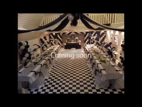 Making  Of  Black and White Party by Carmen Party for Kids Zurich