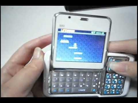 Nokia stype twist phone