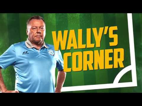 Wally's Corner - Episode 1