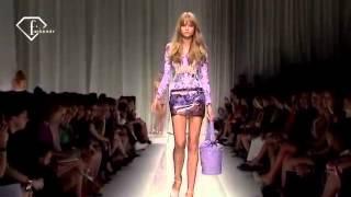 fashiontv   FTV com   MILAN FW S S 10  VERSACE SHOW Thumbnail
