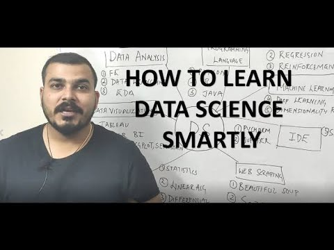 How To Learn Data Science Smartly?