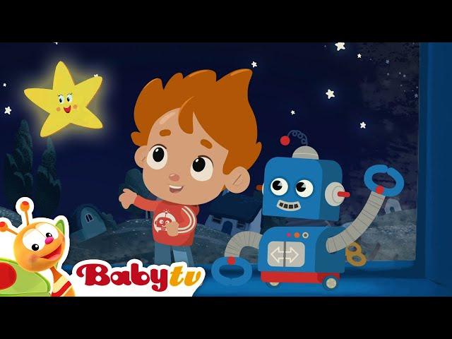 Twinkle Twinkle ⭐️ (Remastered with Lyrics) | Nursery Rhymes & Songs for Kids | BabyTV